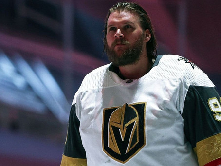 Big Lenny Signs With VGK For $25M