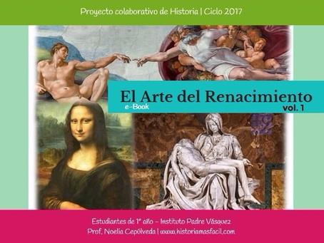 """E-Book """"El Arte del Renacimiento"""""""