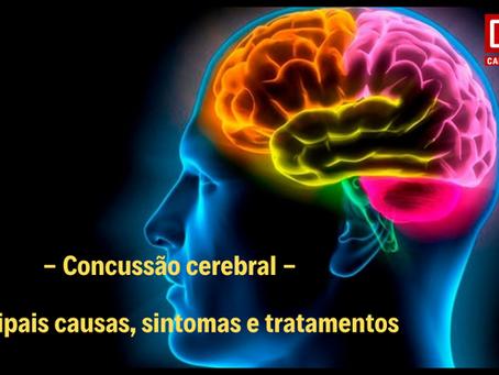 Concussão cerebral: O que acontece imediatamente após um ferimento na cabeça?