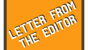Letter From the Editor: Closing Out 2019