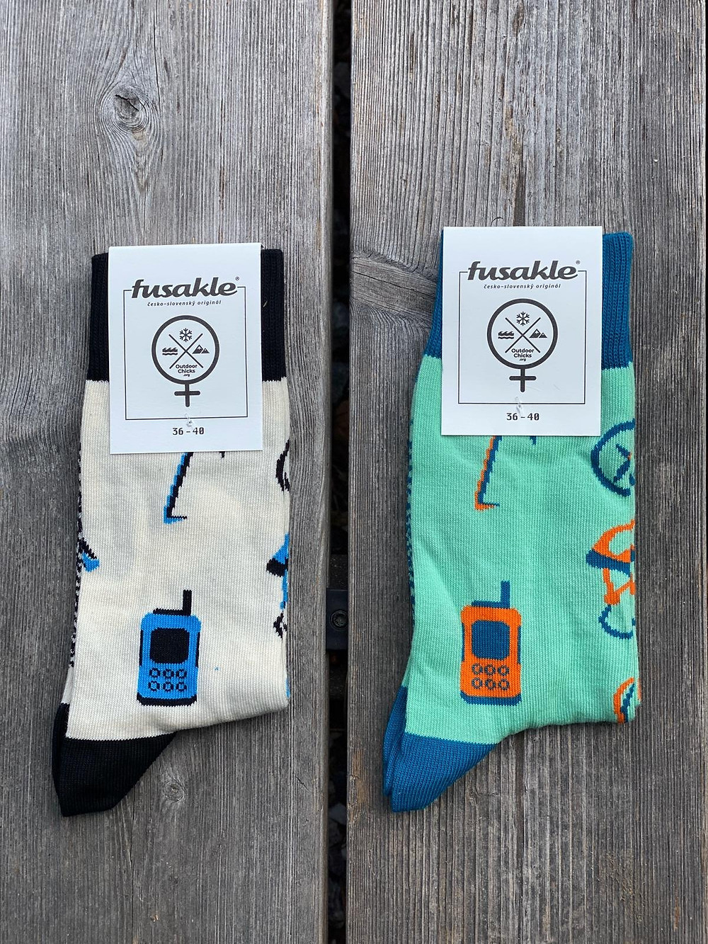 outdoor chicks socks