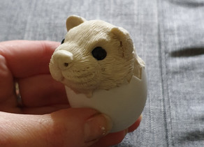 Ferret Easter Egg