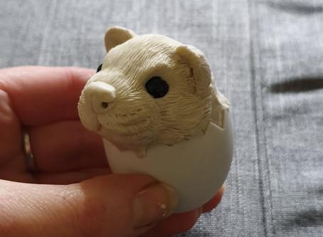 Ferret Easter Egg