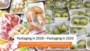 Is packaging waste reduction still a sustainable objective?