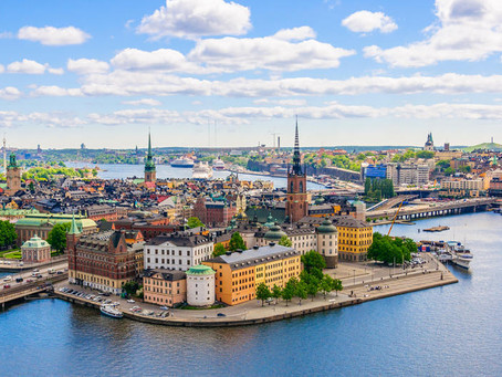 The Beauty of the North: STOCKHOLM
