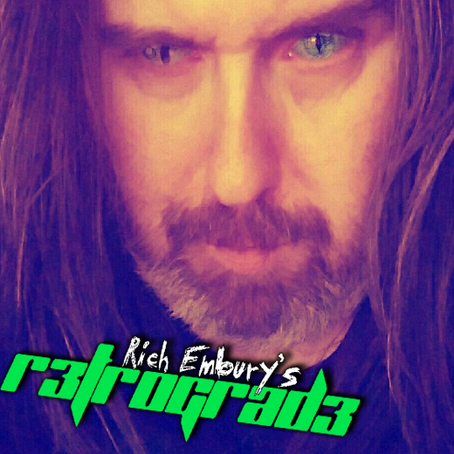 Rich returns with all NEW Metal & Hard Rock on Wed. 01/29 @7-10pm CST