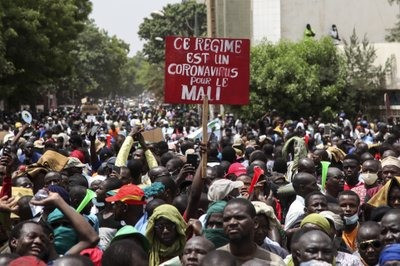 Mali Convulsed in Anti-Government, Anti-lockdown Protest, Increasingly Violent, Numerous Deaths