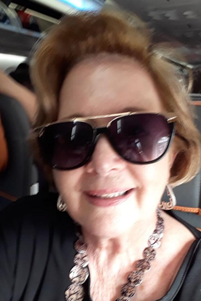 Aluna Olinda Casasco