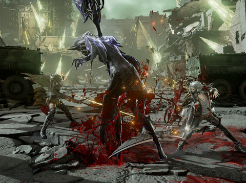 The(G)net Review: Code Vein