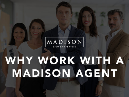 Why Work With a Madison Agent? | Madison & Co.