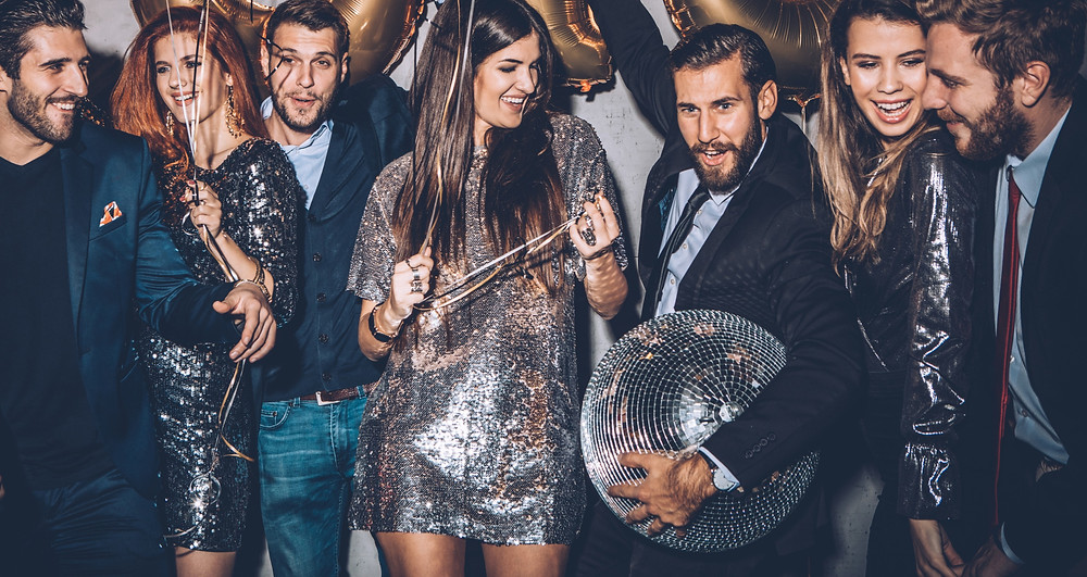 event bercelona party new year