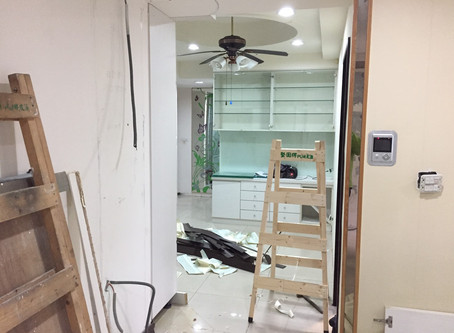 House Renovation in Taiwan