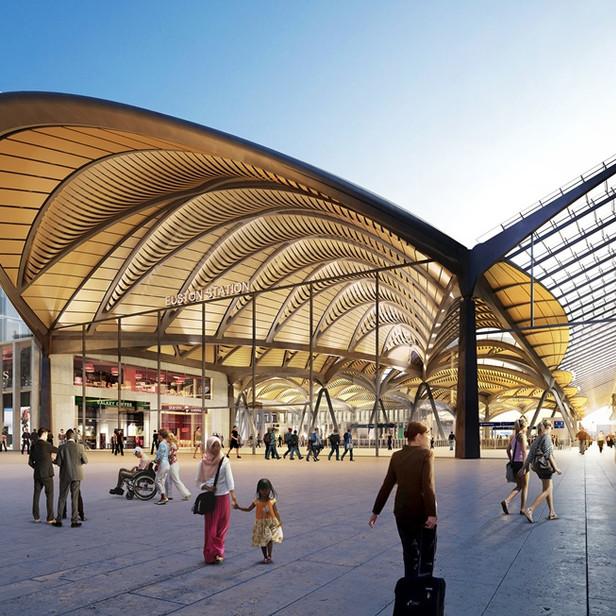 Euston Station Masterplan