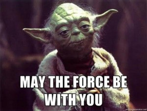 Unleash your training Jedi – understanding force and the force / velocity curve