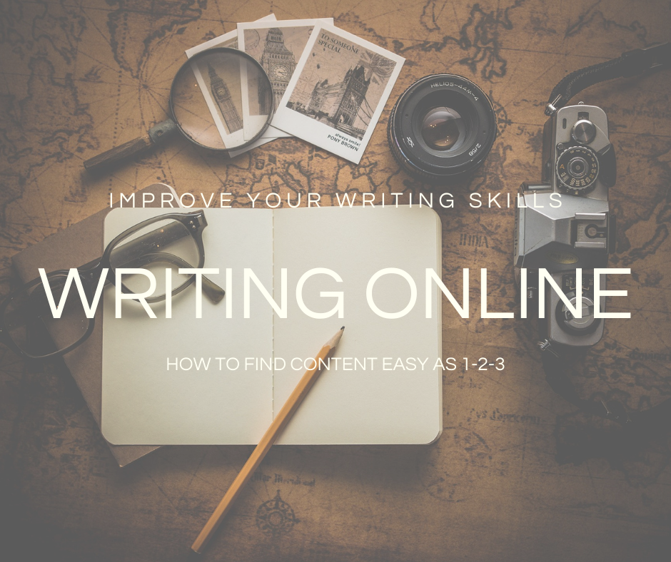 Struggling with content to your next blog post? Find helpful writing tips how you easily can find new, unique content for writing online in our free guide.