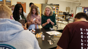 SHHS Students Explore Aging