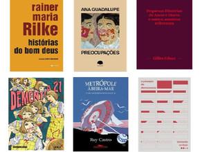 [Prateleira] Dez sugestões de leitura para a quarentena pelos editores de literatura da revista