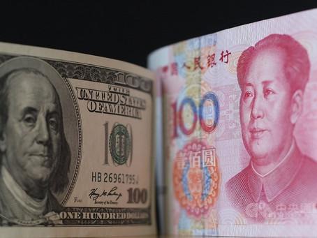 貿易協議簽署前 美國將中國移出匯率操縱名單