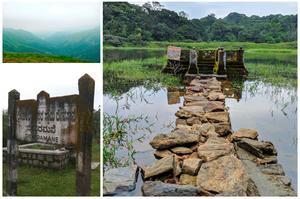 Devaramane - Pond and surroundings