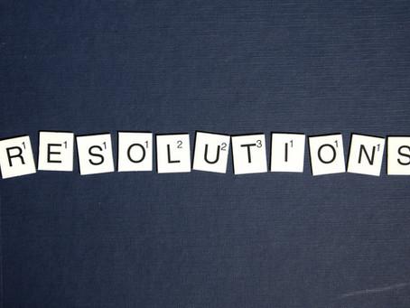 My Pro-Life Resolutions
