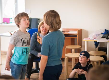 Ссоры и примирения: педагогика конфликтов