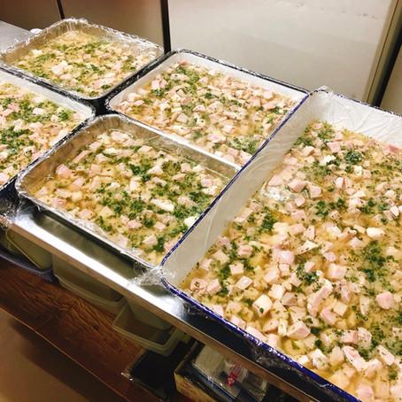 ブルゴーニュの郷土料理〝ジャンボン・ペルシエ″