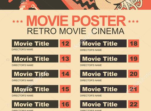 Filmes para indicar
