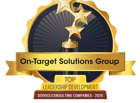 On-Target recognized for leadership training