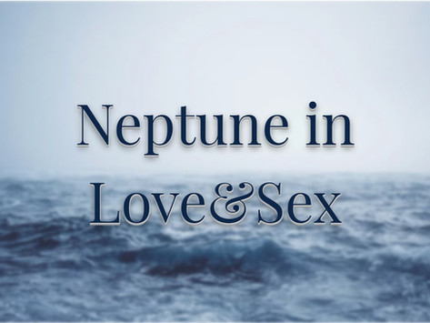 Neptune Aspects in Synastry: To Sun, Moon, Venus and Mars