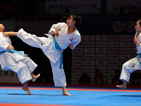 World Karate Federation: Tokyo K1 premier league this weekend