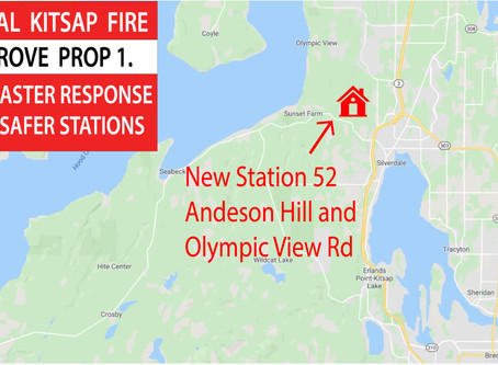 New station 52 meets the needs of a growing Central Kitsap