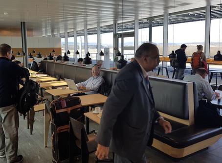 Swiss Senator Lounge - Zurich