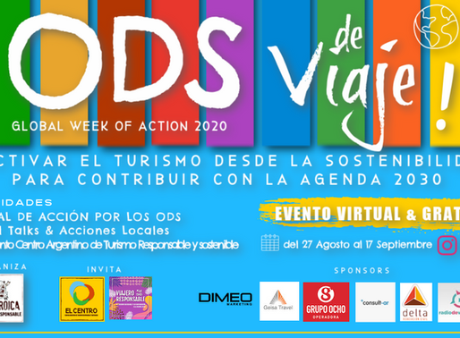 SDGs on Trip!  Festival de Acción por los ODS