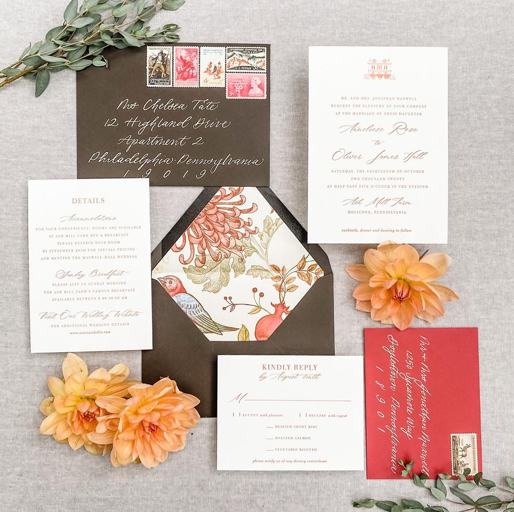 Micro Wedding Invitation