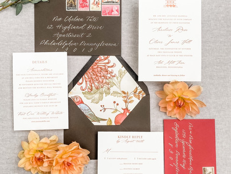 Stone Hill Paperie Micro-Weddings
