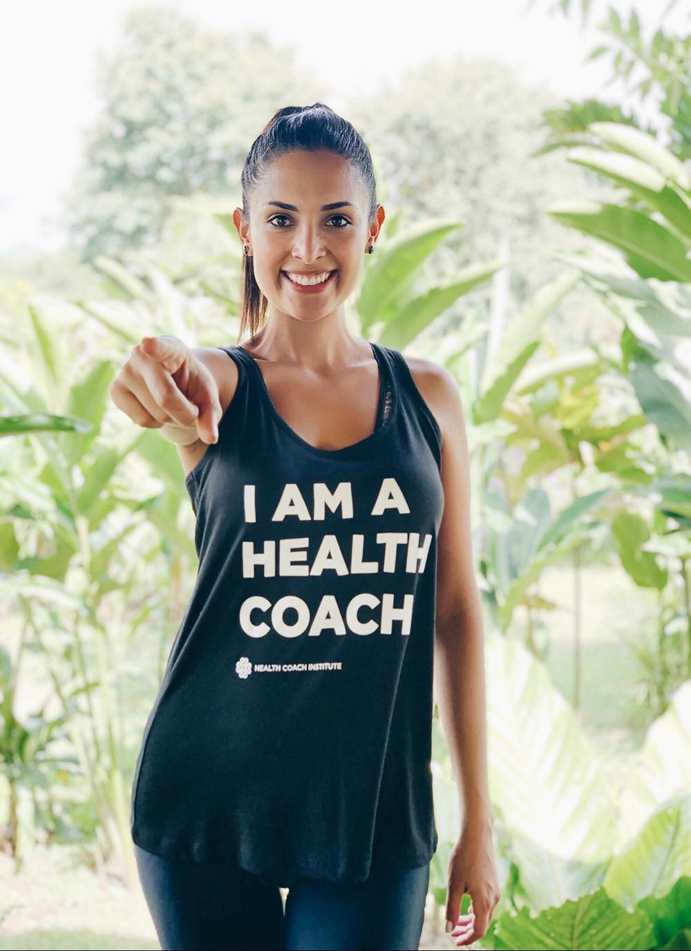 Keren Alvarado | Health Coach