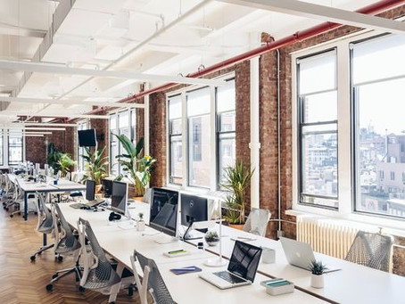 Design & Furniture Trends of Fall/Winter 2018-Make your office a place people actually want to visit