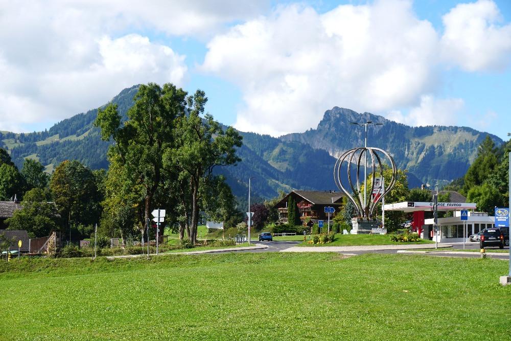 שאטו ד'או, שווייץ