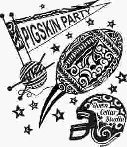 Down Cellar Studios' Pigskin Party 2018!