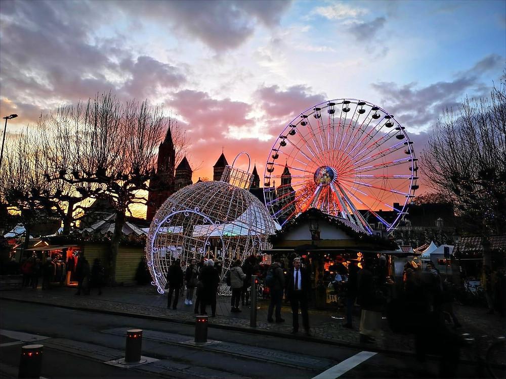 Maastricht Christmas Market guide