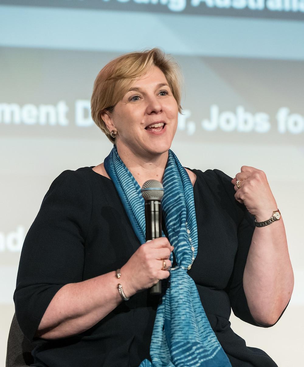 Robyn Denholm, Board Chair of Tesla