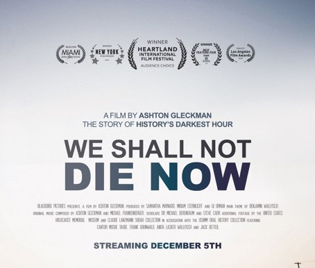 We Shall Not Die Now documentary film review
