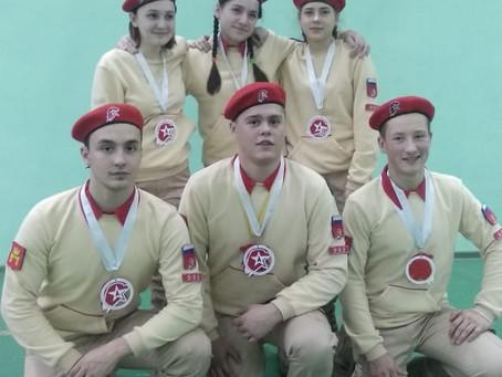 Юнармейская олимпиада