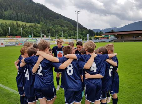 Schülerligamannschaft stürmte ins Landes-B-Finale