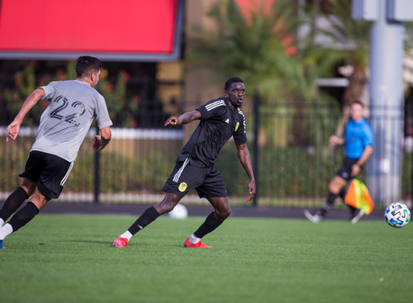 Badji Secures Win Over Montreal