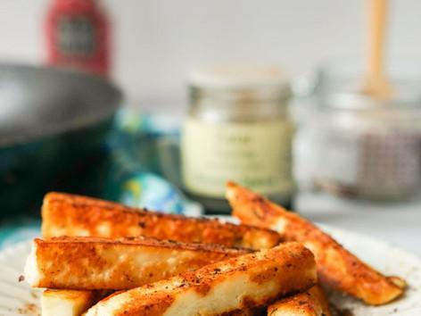 Tasty Halloumi Fries