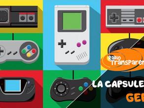 La Capsule Geek - Rétro Gaming