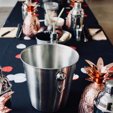 Une Saint-Valentin avec l'Atelier du Cocktail