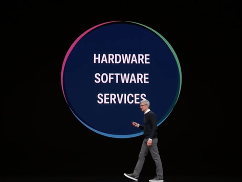 'Apple One', pacote de serviços da Apple, pode ser lançado em outubro junto com o iPhone 12