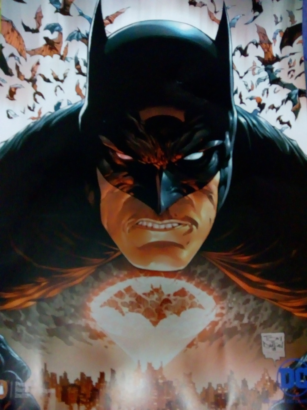 Batman Poster, Comic Con 2018